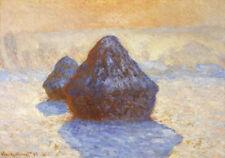 Canvas Landscape Art Prints Claude Monet