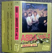 MC / Cassette - ABBA - Greatest Hits - vol. 1 / [tAkt Music, Poland] / Disco Pop