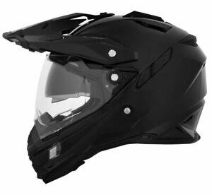 Cyber UX-33 Dual Sport/Full Face Motorcycle Helmet