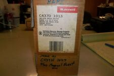 HONEYWELL C437D 1013 GAS / AIR PRESSURE SWITCH