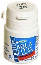 Yachticon AQUA CLEAN AC 20 ohne Chlor konserviert Trinkwasser Boot Yacht Camping