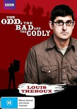 The Louis Theroux - The Odd Bad And The Godly (DVD, 2012, 2-Disc Set)