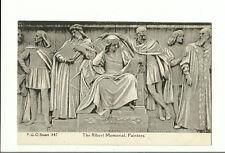 (b22) F.G.O Stuart 847, The Albert Memorial Painters c1910 - Unused