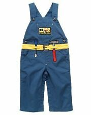 GYMBOREE~CONSTRUCTION BUILDER COSTUME~6-12 M~NWT