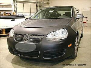 Lebra Front End Cover Bra Fits 2006 2007 2008 2009 Volkswagen Gti