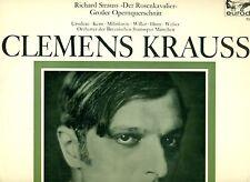 "RAMO DE ROSENKAVALIER CLEMENS KRAUSS URSULEAC KERN MILINKOVIC 12"" LP (L7256)"