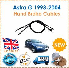 Fits Vauxhall Astra G MK4 1998-2004 Rear Hand Brake Cable Drum Brakes Models NEW