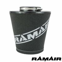 Ramair Large 80mm Neck Universall Car Cone Foam Air Filter For Induction Kits