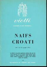 PERAN Zeiko, RUSSO Giuseppe - Naifs Croati