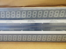Lot of 250 HDSP-B05G 4-Digit LED Display, 7 Segment, HDSP-DISP