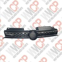 VW GOLF MK6 2009 - 2012 GTD Type Front Grill Brand New P/N 5K0853651A