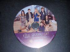 Gossip Girl    Season 3  disc 5    Disc only
