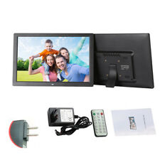 10 inch Digital Photo Frame Album HD Display MP4 Video Picture Player W/ Remote