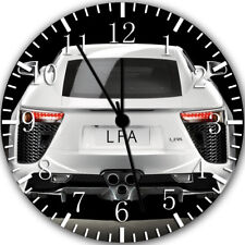 Lexus LFA Frameless Borderless Wall Clock Nice For Gifts or Decor Y89
