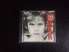 U2 The Unforgattable Fire, Joshua Tree, War CDs