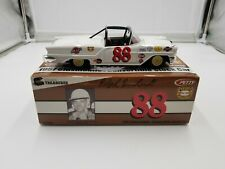 Autographed by Richard Petty RALPH EARNHARDT #88 1957 Oldsmobile 1:24 scale