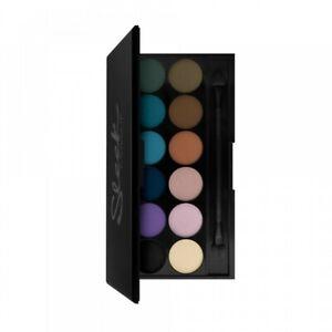 Sleek Makeup Make Up I-Divine 12 Colour Eyeshadow - Original Fast