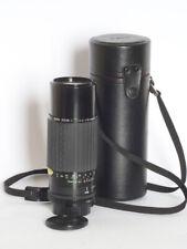 SIGMA Zoom 1:4 ~ 5    f= 75 ~250 mm   for Minolta