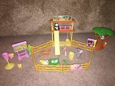 BARBIE Doll PETTING ZOO PLAY SET