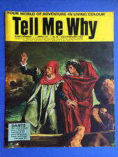 Tell Me Why - Your World Of Adventure - No.26 - February 1969 - Wonders Magazine