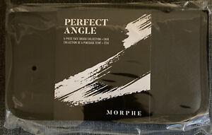 Morphe Perfect Angle Face Brush Set + Case £65 Value NEW
