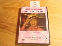 DVD : Annie Cordy : Belle est la vie - DVD neuf sous blister - Portrait Intime