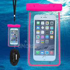 Waterproof Bag Pouch Underwater Glowing Cover for Smartphone iPhone Galaxy Phone