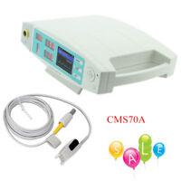 Desktop Finger Pulse Oximeter SpO2 Blood Oxygen Heart Rate Monitor+Sync Software