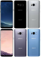 Samsung Galaxy S8 Edge - GSM Unlocked Android Smartphone - ATT T-Mobile - 64GB