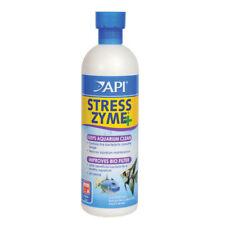 Aquarium Aquatic Fish Tank Bio API Stress Zyme 473ml