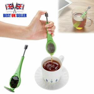 Tea Strainer Reusable Bag Infuser Filter Diffuser Loose Tea Leaf Silicon coffee