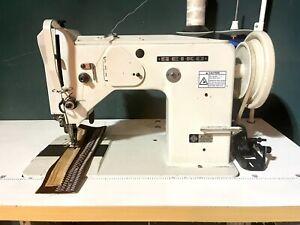 SEIKO Walking Foot Zig Zag EX HEAVY Industrial Sewing Machine Cross Stitch Sail