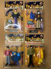 The Beatles Yellow Submarine 1999 McFarlane Figures Series 1 Full Set