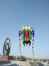 huge kite 10.5 M 1 Line Stunt Parafoil Trilobites POWER Sport Kite outdoor toy