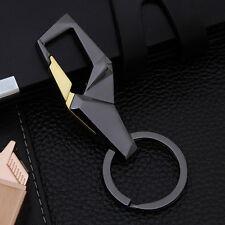 1 Pcs Men Fashion Creative Metal Key Ring High Quality Key Chain Luxury Key