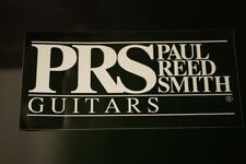 PRS Paul Reed Smith Guitars Authentic Vinyl Sticker Decal XL for Gifts, Cases