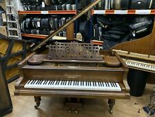More details for original feurich baby grand piano at sherwood phoenix big piano clearance sale