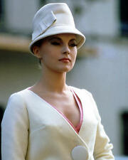 Virna Lisi 11x17 Mini Poster striking in 1960's fashion hat