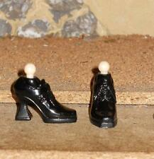 "1/6 12"" BBI Pair of High Heel shoe with peg for CY Girl Takara female bodies"