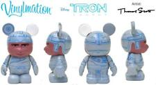 """Disney Vinylmation 3"""" TRON Young Kevin Flynn Figure New in Box Retired"""