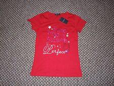 Hang Ten Rosso T-shirt taglia M Nuovo con etichette