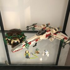 LEGO Vintage Star Wars 4502 X-Wing Starfighter Dagobah Trilogy Edition - 98%
