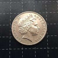 2006 AUSTRALIAN 20 CENT COIN