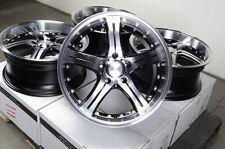 "17"" Effect Wheels Rims 5x112 Audi A3 A4 A5 A6 Mercedes E230 E320 E500 S350 S430"