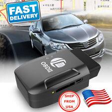 Localizador de Vehiculo Tipo GPS en Tiempo Real en OBD2 Via Chip Teléfono Móvil