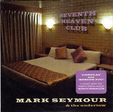 "MARK SEYMOUR ""Lorelei/BesideYou"" Rare 2013 2Trk Promo CD  *Hunters&Collectors"