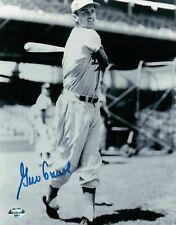 Gino Cimoli Signed 8X10 Vintage Photo Autograph Brooklyn Dodgers Pose Auto COA