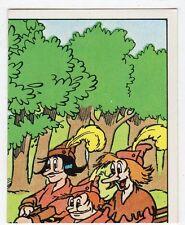 figurina MICKEY STORY PANINI 1978 NUMERO 63