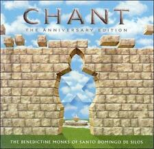 Chant: Anniversary Edition (CD) SHIPS NEXT DAY Benedictine Monks of Santo Doming