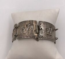 Sterling Silver Peru Bracelet